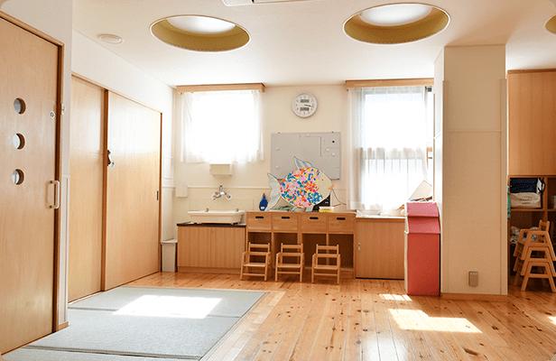 現園2F / 1歳児保育室